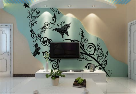 wall decoration pictures tv wall decoration 3d template 3d house free 3d house