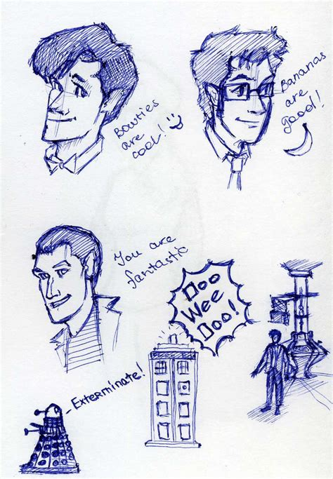 doodle doctor who doctor who doodles by alyona11 on deviantart
