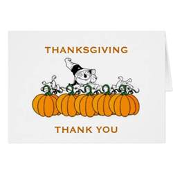 thanksgiving baby shower thank you notes greeting card zazzle