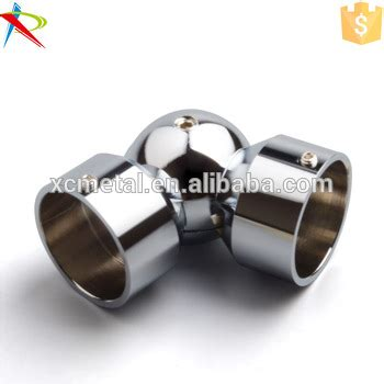 curtain pole elbow joint 25mm bay window curtain pole corner bend joint elbow buy