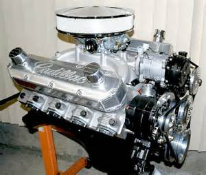 Cadillac Performance Engines 500cid Performance Builds