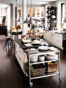 Industrial Kitchens Design 59 Cool Industrial Kitchen Designs That Inspire Digsdigs