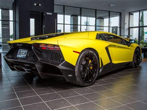 Lamborghini 50th Anniversary Lamborghini Aventador Lp720 4 50th Anniversary For
