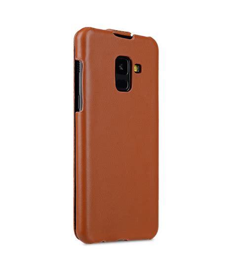 melkco premium leather for samsung galaxy a8 plus 2018 jacka type ukeyy