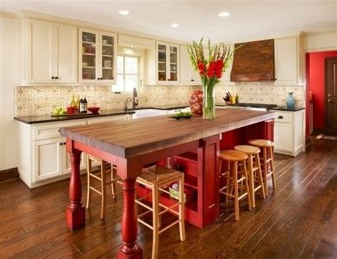 levant elegant kitchen with dual round islands 189 best images about two toned kitchens on pinterest