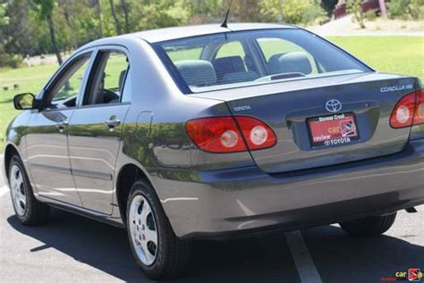 Toyota Corolla Ce 2007 Toyota Corolla Ce Picture 1 Reviews News Specs Buy Car