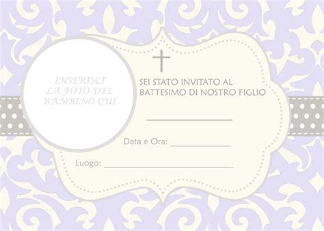 lettere invito biglietti e inviti battesimo originali gratis da stare