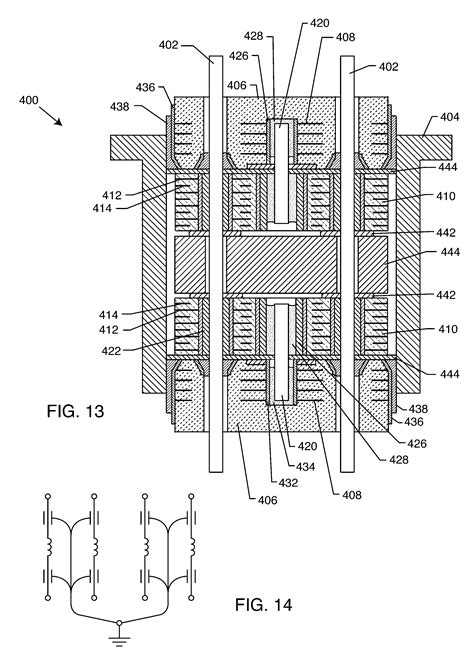 capacitor grounded plate patent us7035076 feedthrough filter capacitor assembly with internally grounded hermetic