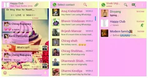themes for whatsapp plus apk what are some whatsapp tricks we don t know quora