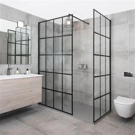 32 Smart Types Of Shower Doors For A Stylish Bath Black Shower Door