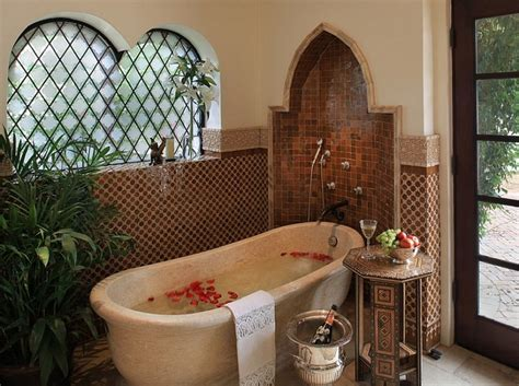 bathroom stall in spanish 15 astonishing mediterranean bathroom designs