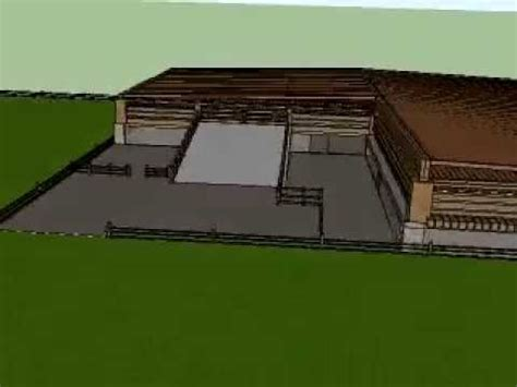 prctico para la construccin de corrales y manejo de aves y c establo de ovinos avi youtube