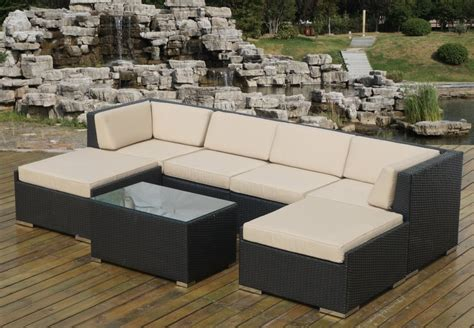 small sectional patio furniture garden furniture the garden and patio home guide