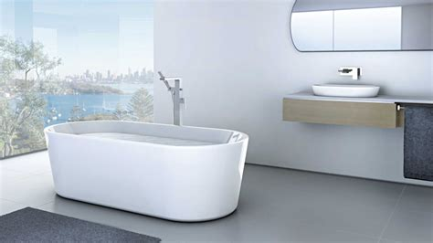 caroma bathtubs buy caroma aura 1600 freestanding bath harvey norman au