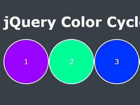 jquery color simple jquery plugin for scroll to top button