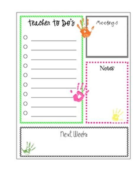 printable to do list for teachers teacher to do list printable by the class to bee tpt