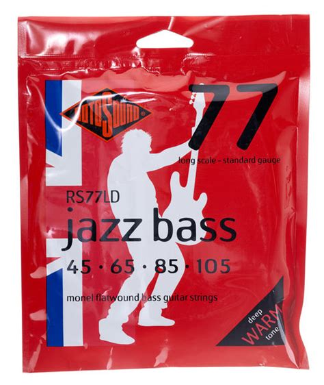 Rotosound String Bass 45105 Rs66ld rotosound rs77 ld thomann italia