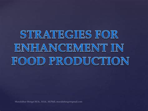 vlsi design for manufacturing yield enhancement strategies for enhancement in food production