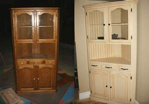 refinished cabinets before and after before and after telisa s furniture and cabinet