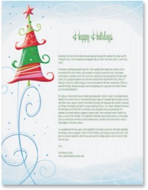 Closing Letter Merry Sle Business Letters For Your Go Around Paperdirect