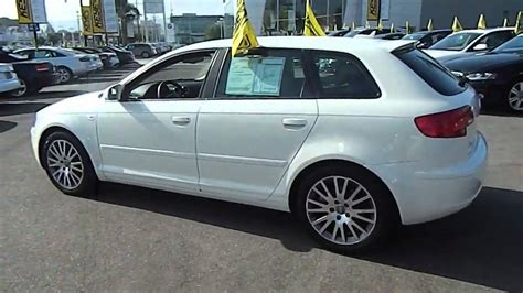 audi a3 wagon 2006 audi a3 2 0t wagon 4d los angeles ca 420636 youtube