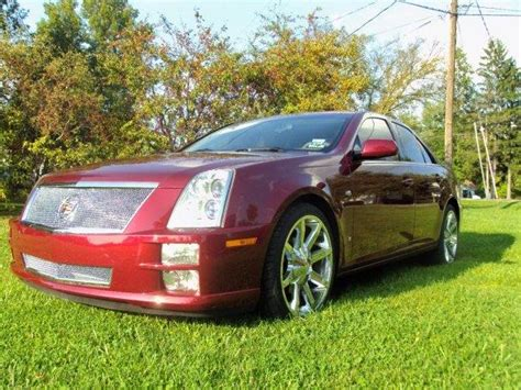 Custom Rubber Sts Handmade By - kaczmanwwk 2007 cadillac sts specs photos modification