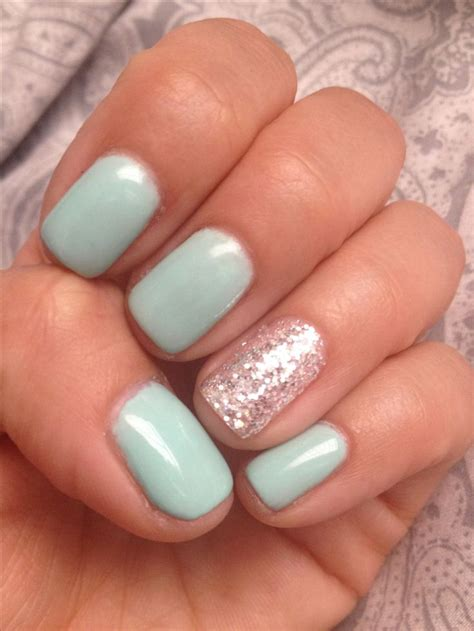 blue light for nails tiffany blue gel nails beauty tips pinterest nail