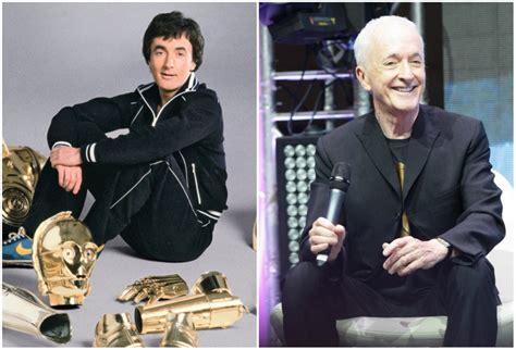 anthony daniels películas os atores de star wars antes e depois