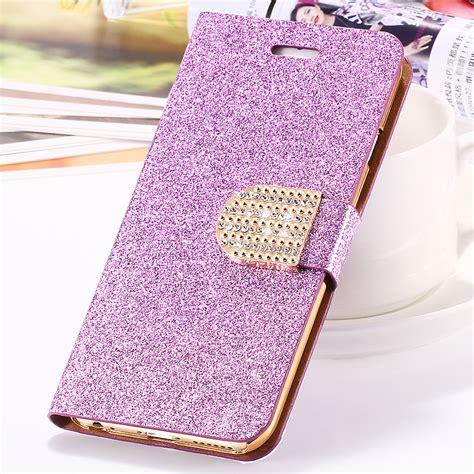 Best Casing Cover Flip Wallet Bling Glitter For Iphone 6 6s 4 7 Inch aliexpress buy luxury bling glitter flip