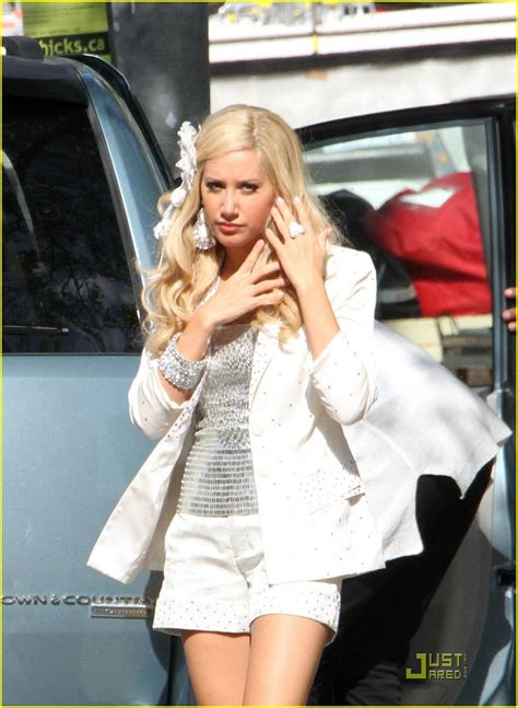 Tisdale Is Still Really by Tisdale Is Wonderful In White Photo 372775