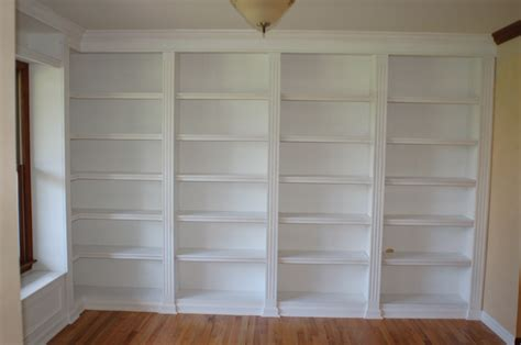 Wall To Wall Bookcase Custom Wall Unit Bookcases Artisan Custom Bookcases