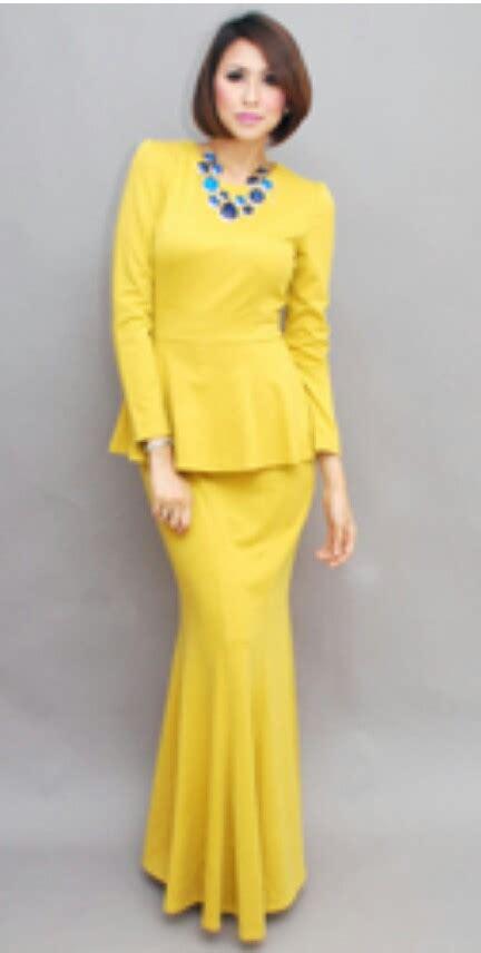 Baju Kurung Peplum peplum kurung kurung baju kurung kebaya and muslim fashion