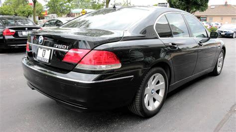 2006 BMW 750i   Village Luxury Cars Markham   YouTube