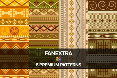 african pattern brush premium patterns pack african psdfan