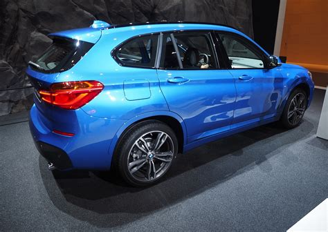 Bmw X1 M Sport by Bmw X1 M Sport Launched In India At Rs 37 90 Lakhs Valve