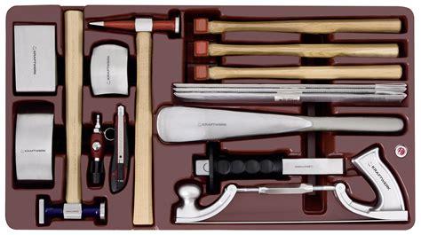 attrezzi per carrozziere vaschetta serie 4919 di utensili specifici per carrozzieri