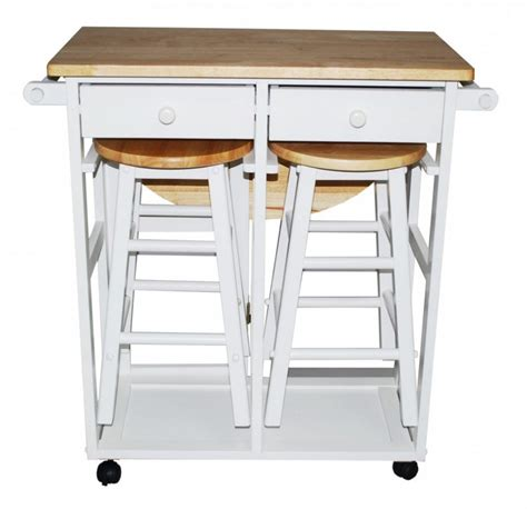 kitchen island cart with seating desired charming small furniture using white wood kitchen