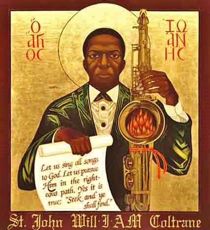 coltrane a supreme the supreme of the church of coltrane