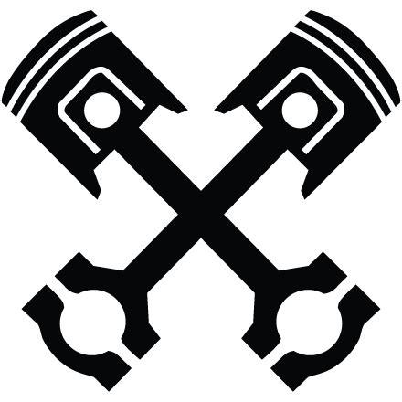gambar logo format png kumpulan gambar animasi lambang piston racing keren herex id