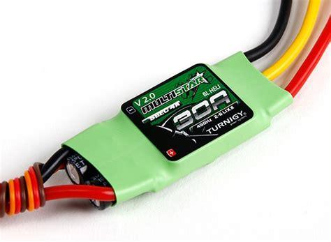 Obeng Turnigy V2 Series 1 5 2 0 2 5 3 0mm Metric Hex Drive Set turnigy multistar 30 blheli multi rotor brushless esc 2 6s v2 0