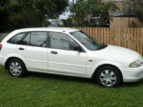 Ford Laser 1993 by 1993 Ford Laser Photos Informations Articles