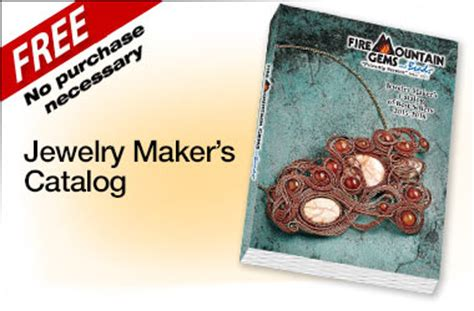 free jewelry supplies catalogs free jewelry maker s catalog of best sellers