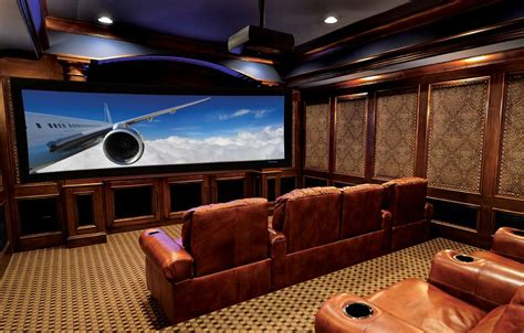 custom home theater media center home theater cabinet home theater listamos 30 projetos modernos e funcionais