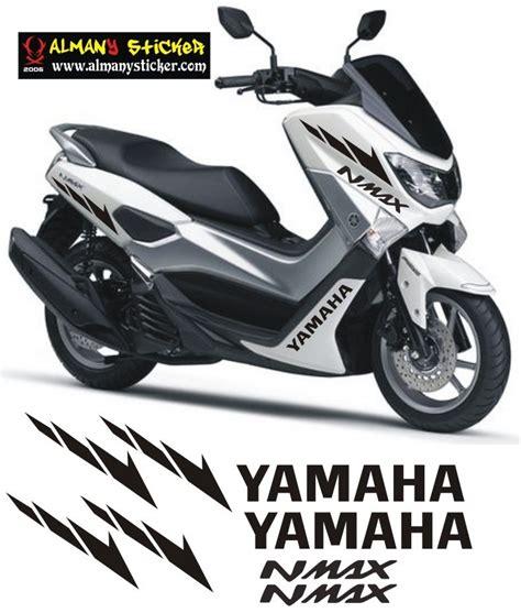 yamaha nmax sticker setnmax stickeryazietiket