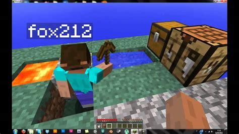 membuka youtube di block minecraft sky block 1 generatore di cobblestone youtube