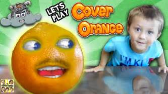 the orange who s annoying fgteev gameplay skit