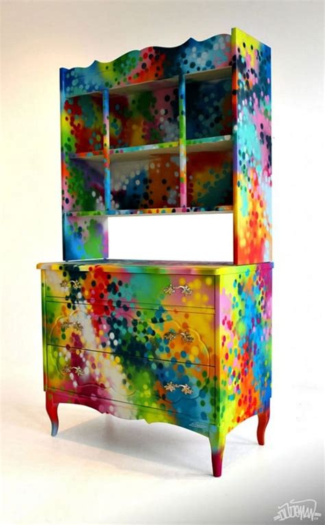 Funky Dresser by 17 Best Ideas About Funky Furniture On