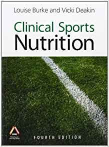 nutrition from science to you 4th edition books clinical sports nutrition 4th edition 9780070277205