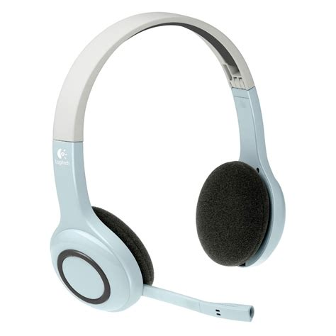 Headset Bluetooth Logitech logitech wireless headset h609 for micro casque