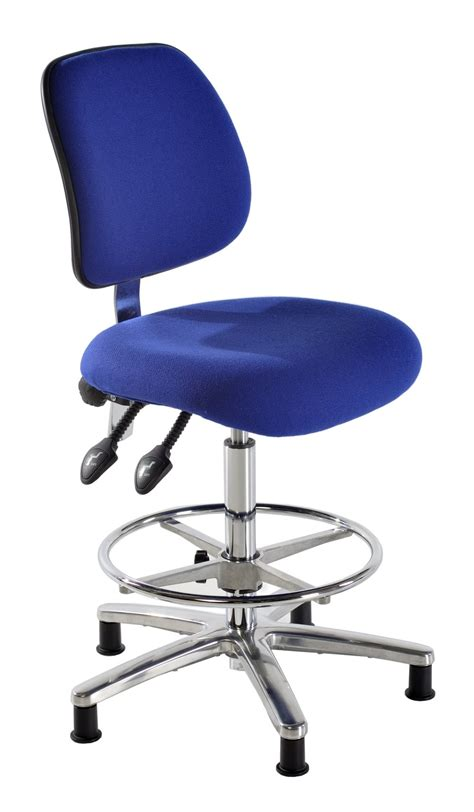 draughtsman chair with casters deluxe draughtsman chair